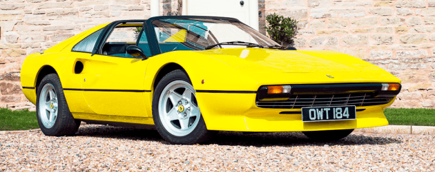 Featured at Auction: 1978 Ferrari 308 GTS